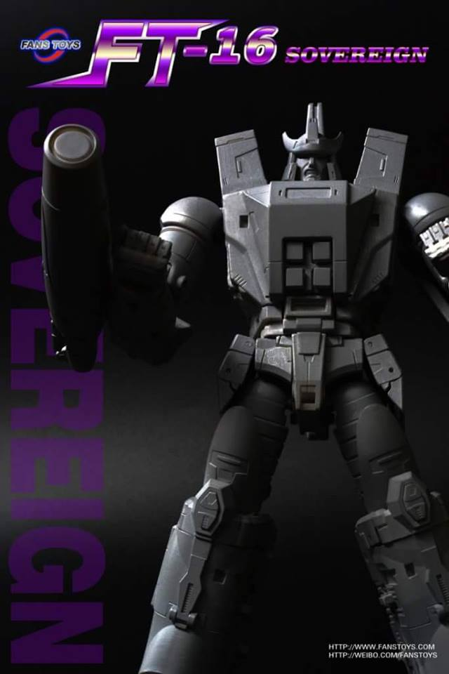 Fans Toys FT-16 Sovereign Galvatron