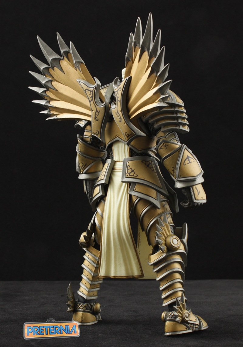 NECA Heroes of the Storm Tyrael Review