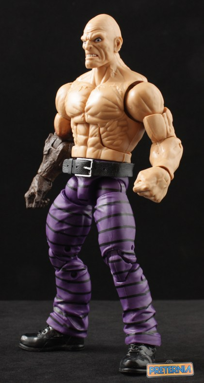 Marvel Legends Absorbing Man Build-A-Figure BAF Spider-Man
