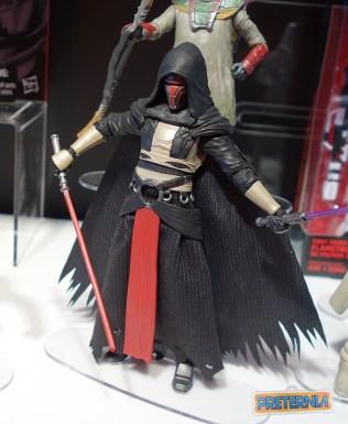 Hasbro Star Wars Black Series Toy Fair 2016