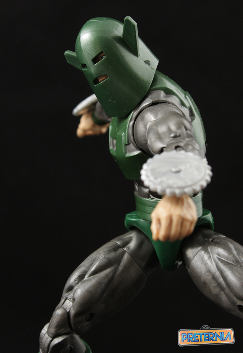 Hasbro Marvel Legends Whirlwind Onslaught Series Captain America Review