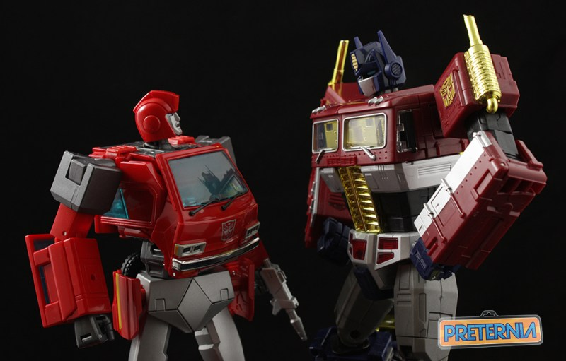 Takara MP-27 Masterpiece Ironhide Review