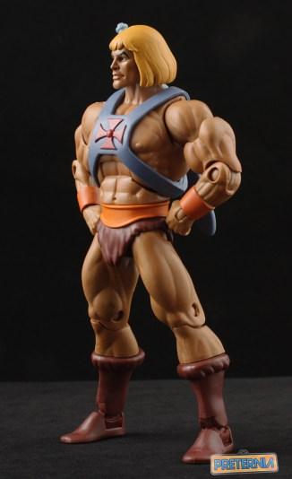 Mattel Masters of the Universe Classics Filmation He-Man MOTUC