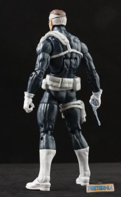 Hasbro Marvel Legends Civil War Nick Fury Captain America Review