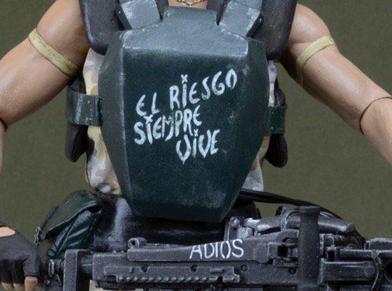 NECA Aliens Vasquez