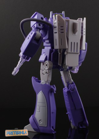 Takara Transformers MP-29 Shockwave Laserwave Review