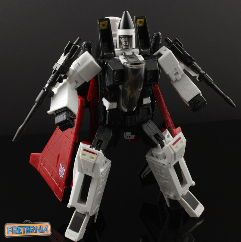 Takara MP-11NR Masterpiece Ramjet Review