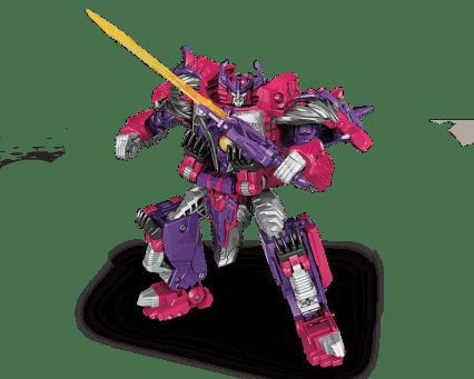 Voyager Alpha Trion_Bot Mode_Export