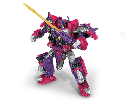 Voyager Alpha Trion_Bot Mode_Export