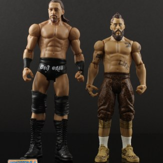Mattel WWE Battle Packs Wave 40 Enzo Amore and Big Cass Review