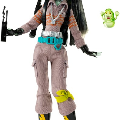 MONSTER HIGH GHOSTBUSTERS FRANKIE STEIN DOLL