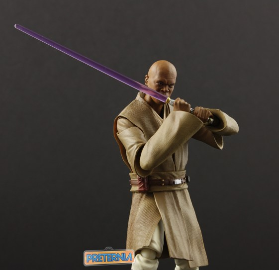 Bandai S.H.Figuarts Star Wars Mace Windu Review