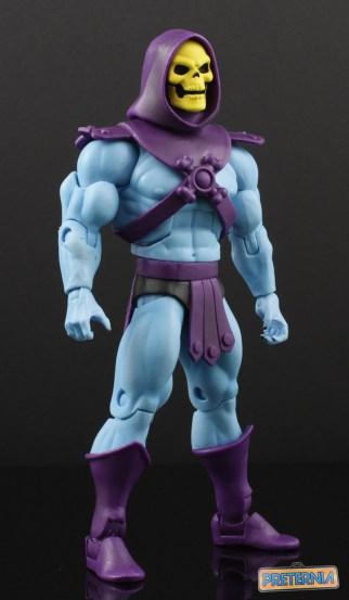 Mattel MOTUC Filmation Skeletor Club Grayskull Review