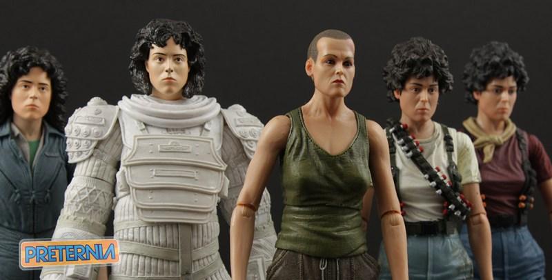 NECA Alien 3 Ripley Review