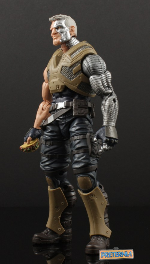 Hasbro Marvel Legends Cable X-Men Review