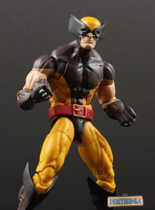 Hasbro Marvel Legends Wolverine X-Men Review
