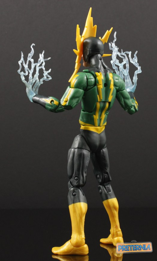 Hasbro Marvel Legends Electro Review