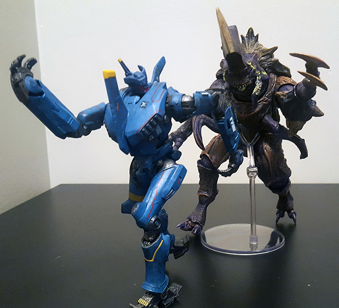 NECA Pacific Rim Ultra Deluxe Hardship Review