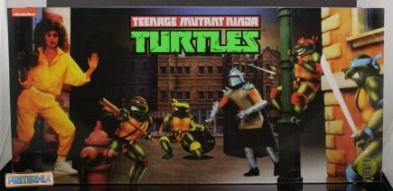 NECA TMNT Arcade Box Set SDCC 2016 Exclusive Review