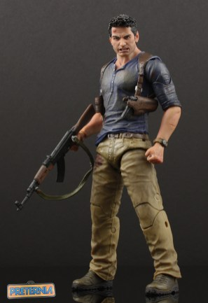 NECA Uncharted Nathan Drake Review