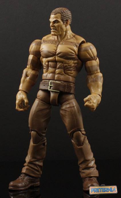 Marvel Legends The Raft Sandman Review SDCC