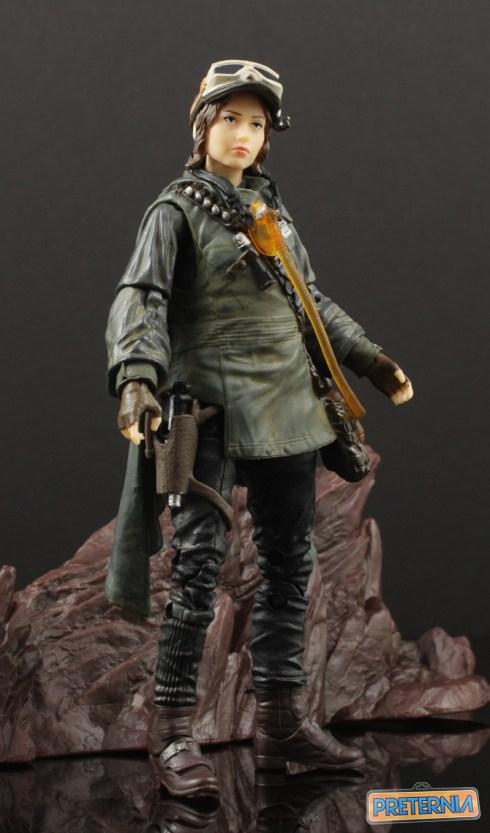 Hasbro Star Wars Rogue One Kmart Exclusive Jyn Erso EADU Review