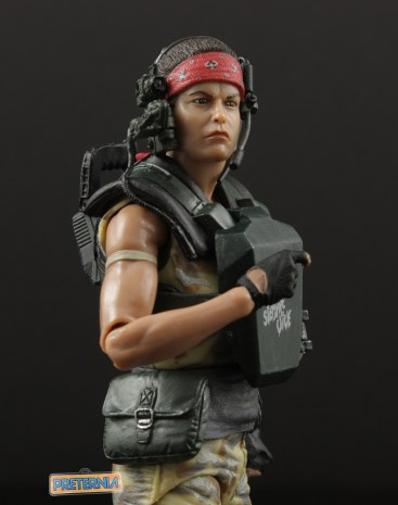 NECA Aliens S9 Private Jenette Vasquez Review
