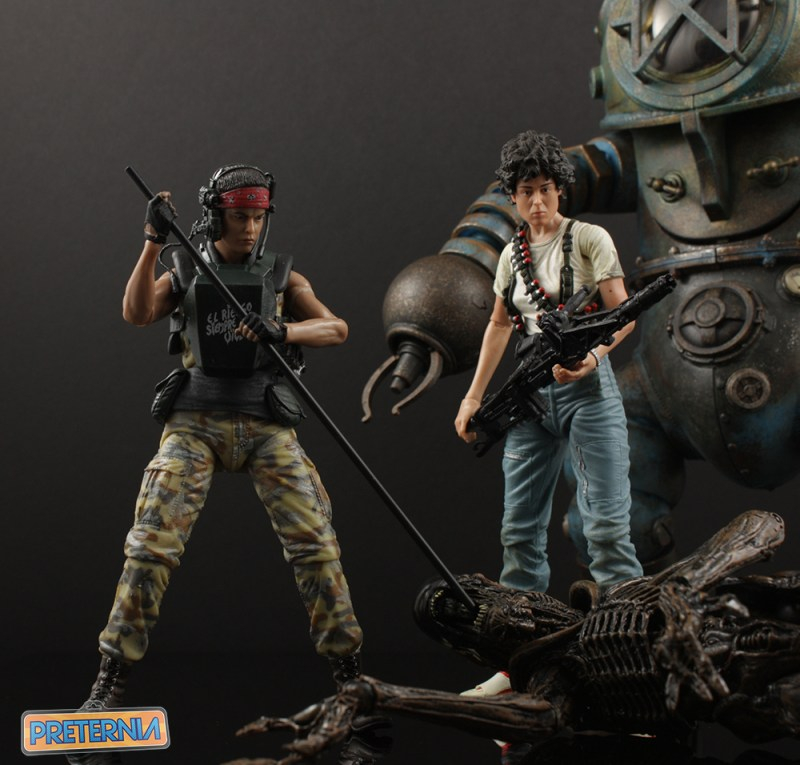 NECA Aliens S9 Private Jenette Vasquez Review