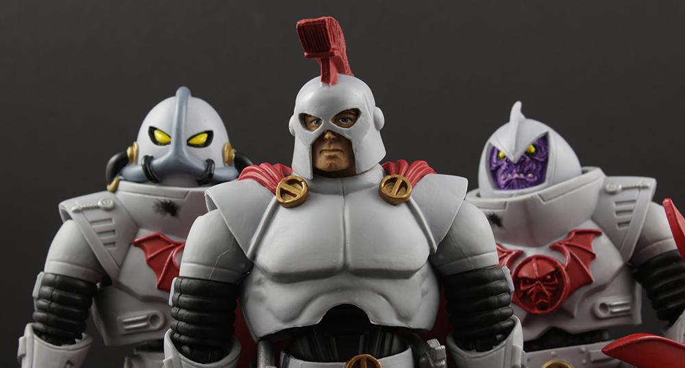 Mattel MOTUC General Sundar Review