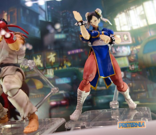 NYCC 2016 S.H. Figuarts Street Fighter