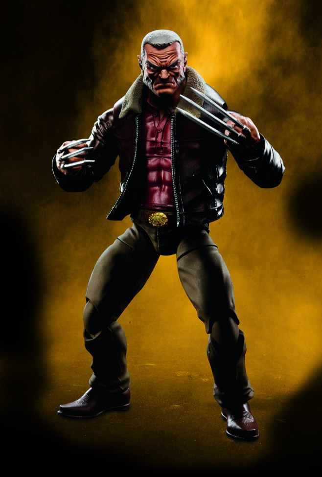 NYCC 2016 Hasbro Marvel Legends Old Man Logan
