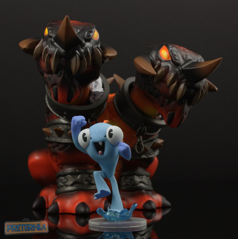 Blizzcon 2016 World of Warcraft Core Hound Bobblehead Review