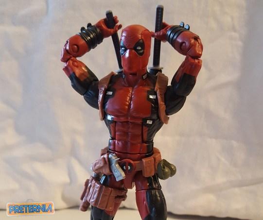Hasbro Marvel Legends X-Men Deadpool Review