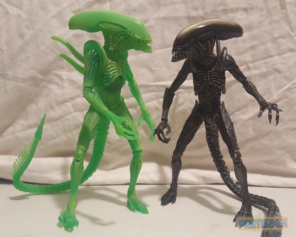 NECA Alien and Predator TRU 2016 Exclusive Review