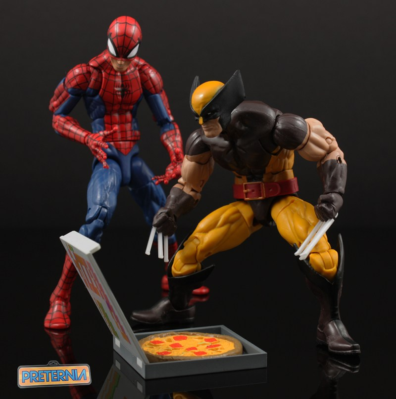 Hasbro Marvel Legends Wolverine Top Ten List 2016