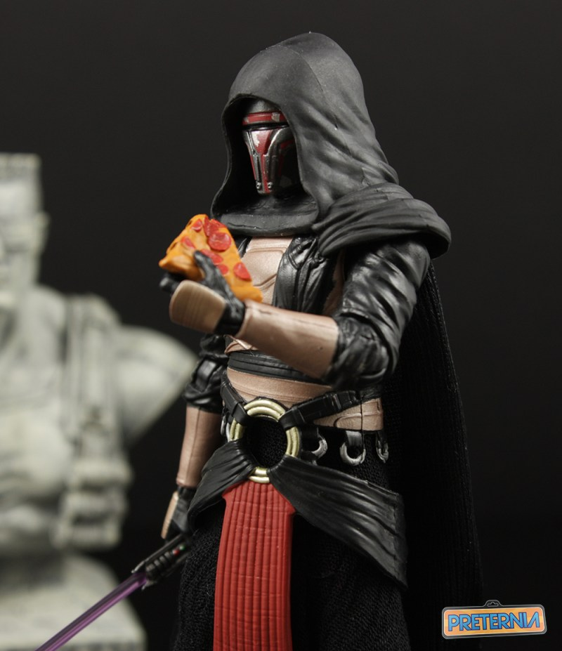 Hasbro Star Wars Black #34 Darth Revan Six-Inch Review