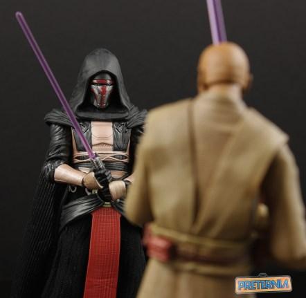 Hasbro Star Wars Black #34 Darth Revan Six-Inch Review