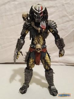 NECA Ultimate Scarface Predator Review