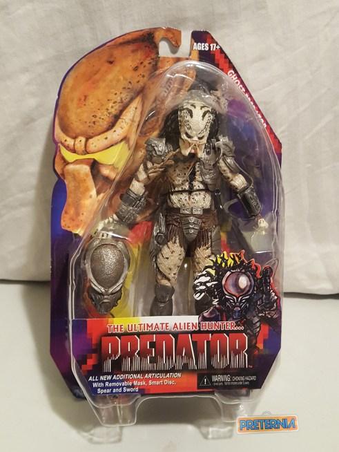 NECA Predator Series 16 Kenner Ghost Predator Review
