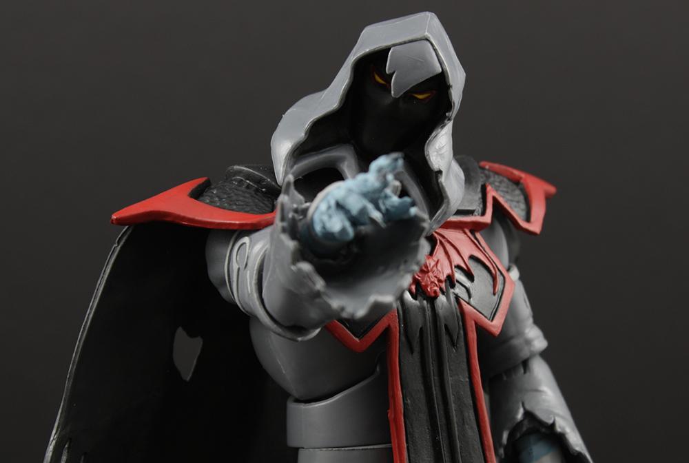 Mattel MOTUC Horde Wraith Review