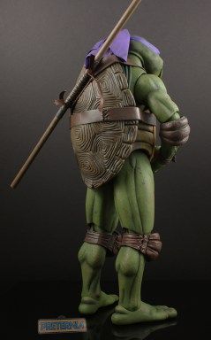 NECA TMNT Movie Donatello 1/4 Scale Review