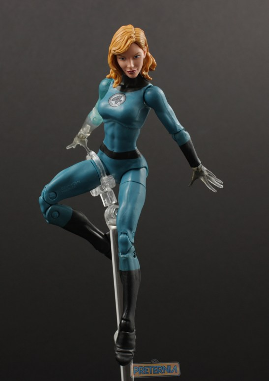 Hasbro Marvel Legends Invisible Woman Fantastic Four Review