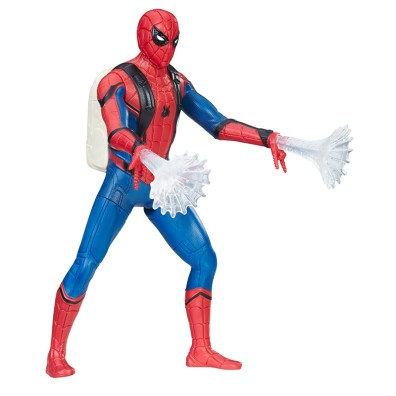 SPIDER-MAN HOMECOMING 6-INCH FEATURE Figure Assortment (Spider-Man)