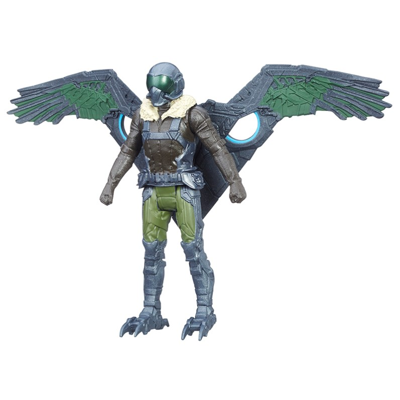 SPIDER-MAN HOMECOMING 6-INCH Figure Assortment (Marvels Vulture)