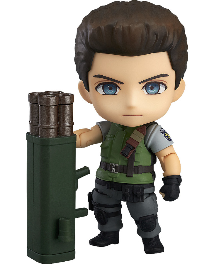 Good Smile Resident Evil Chris Redfield Nendoroid