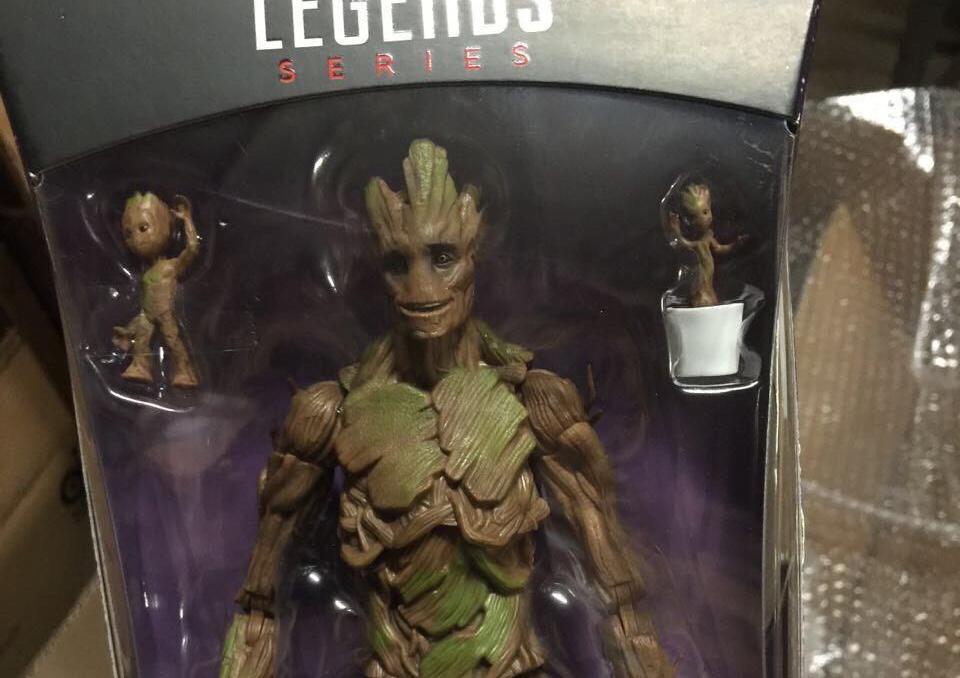 Marvel Legends TRU Exclusive Groot