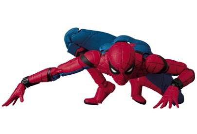 Medicom MAFEX Homecoming Spider-Man