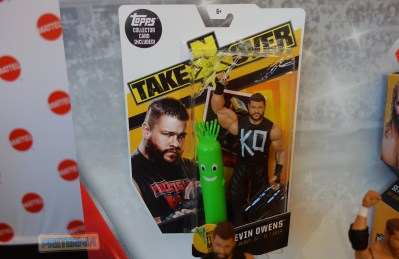 Toy Fair 2017 Mattel WWE