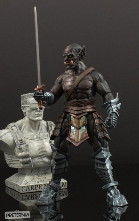 Four Horsemen Mythic Legions Covenant of Shadow Gorthokk Review