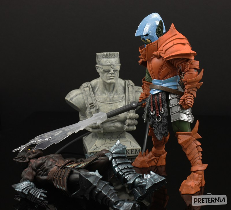 Four Horsemen Mythic Legions Covenant of Shadow Gorthokk Review